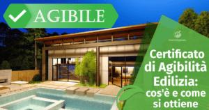 Certificato di agibilità edilizia: cos'è e come si ottiene