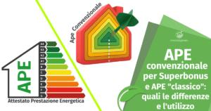 """APE per Superbonus e APE """"classico"""": quali sono le differenze"""